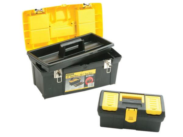 Toolbox 50cm (19in) Plus Bonus Box