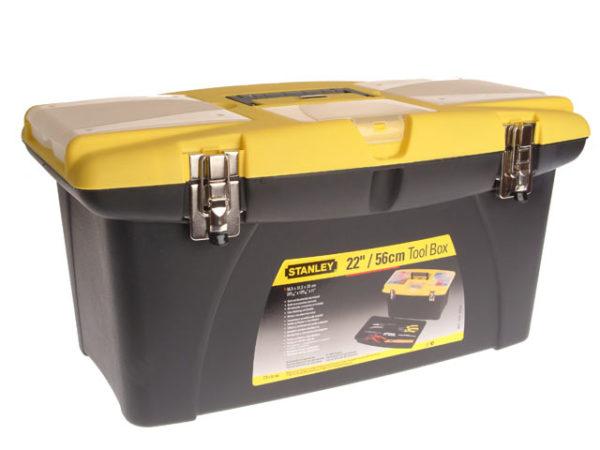 Jumbo Toolbox & Tray 55cm (22in)