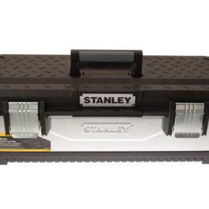 Galvanised Metal Toolbox 66cm (26in)