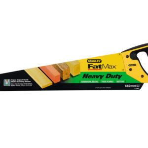 FatMax® Heavy-Duty Handsaw 550mm (22in) 7tpi