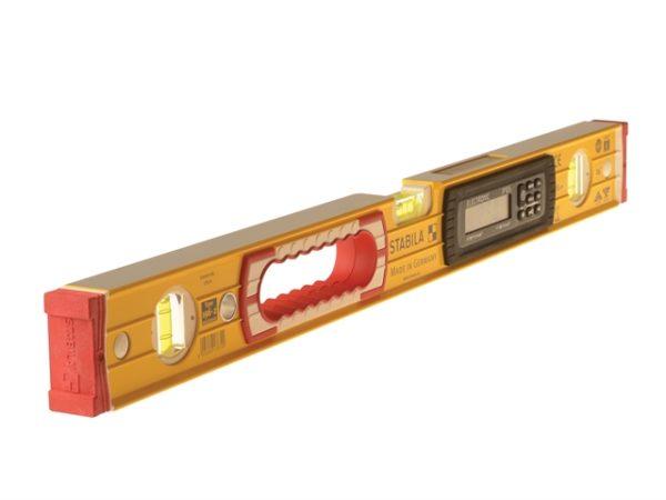 196-2 Electronic Spirit Level IP65 3 Vial 17670 60cm