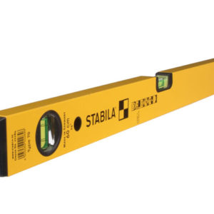 70-100 Single Plumb Spirit Level 2 Vial 100cm