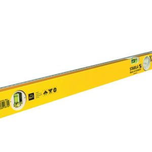80T Telescopic Spirit Level 2 Vials 80-127cm