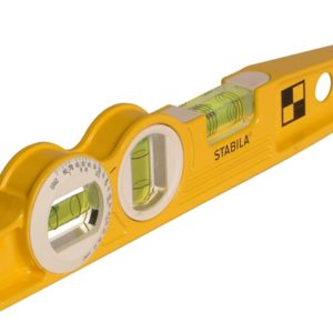 81 SV REM W45 Rare Earth Magnetic Torpedo Level 25cm Fixed