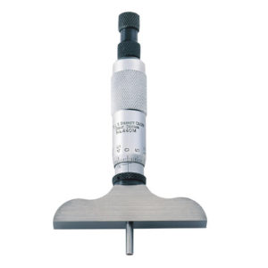 440MZ-75RL Depth Micrometer 0-75mm