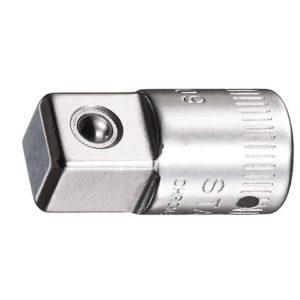 Adaptor 1/4in Internal > 3/8in External