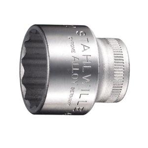 Bi-Hexagon Socket 3/8in Drive 12mm