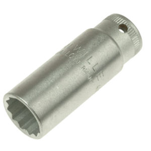 Spark Plug Socket Rubber 3/8in Drive 16mm