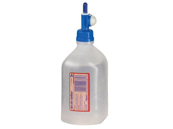 Skin Safety Cradle Hand Sanitiser 750ml
