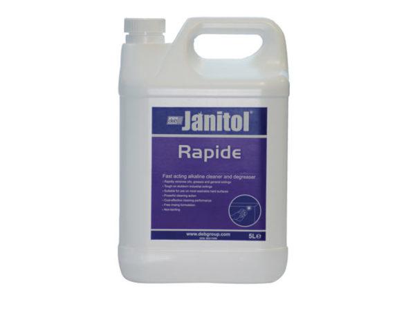 Janitol® Rapide 5 litre