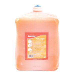 Orange Hand Cleaner Cartridge 4 litre