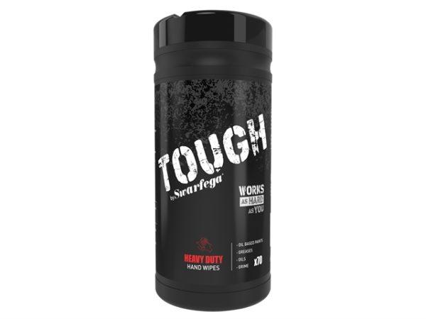 Tough® Hand Wipes Tub of 70