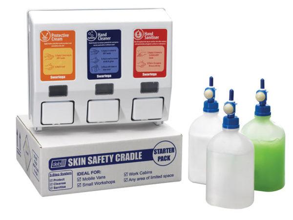 Skin Safety Cradle Skin Care Starter Kit