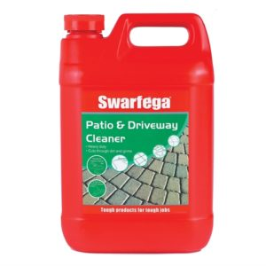 Patio & Driveway Cleaner 5 litre