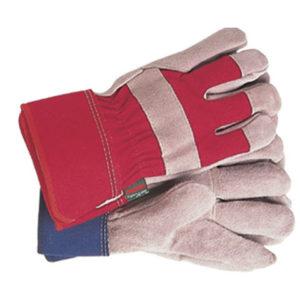 TGL106M General Purpose Navy/Red Gloves Ladies' - Medium