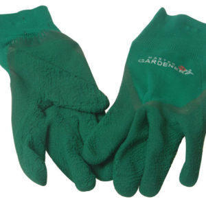 TGL429 Master Gardener Men's Green Gloves - One Size