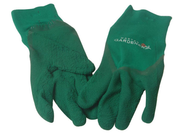 TGL429 Master Gardener Men's Green Gloves - One Size