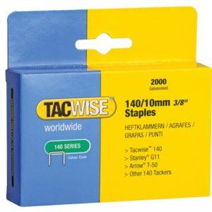 140 Heavy-Duty Staples 10mm (Type T50 G) Pack 2000