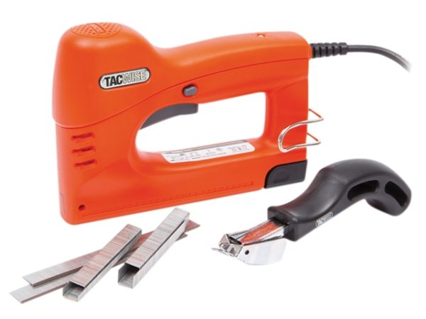 53EL Electric Staple/Nail Tacker Kit