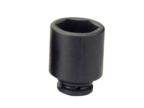 Deep Impact Socket Hexagon 6 Point 1/2in Drive 28mm