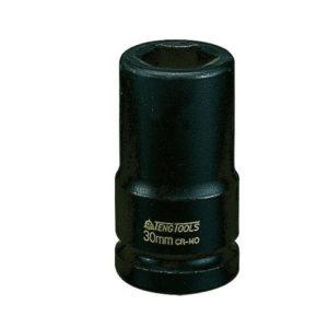 Deep Impact Socket Hexagon 6 Point 3/4in Drive 19mm