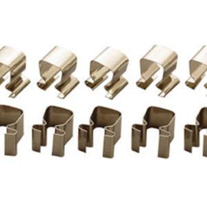 1/4in Socket Clips Pack of 10