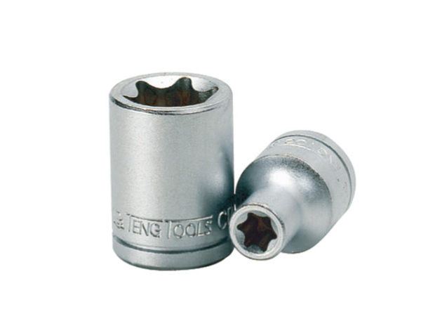 Torx S2 Socket 1/2in Drive E10