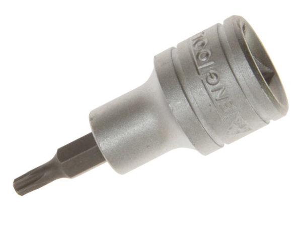 TX Tamper Proof TORX Socket Bit 1/2in Drive T20
