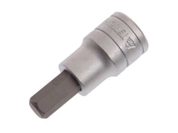 Hexagon S2 Socket Bit 1/2in Drive 9mm