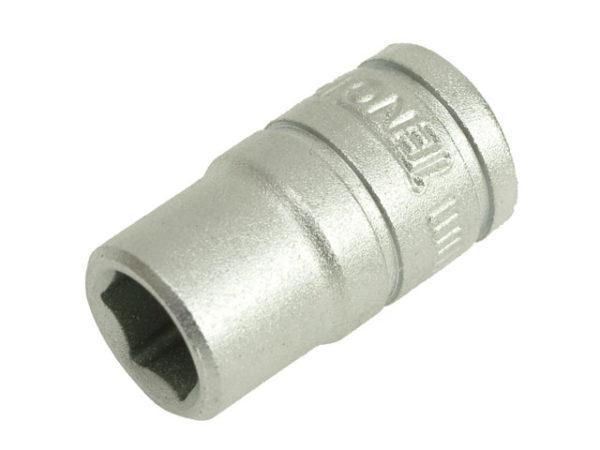 Hexagon Socket 6 Point Regular 1/4in Drive 9mm