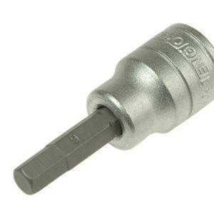 S2 Hex Socket Bit 3/8in Drive 8mm