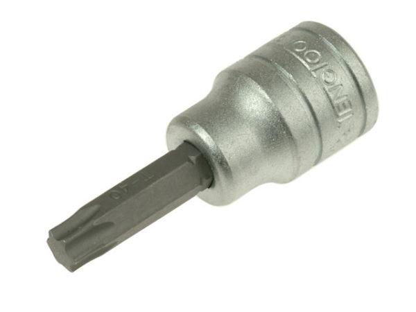 TX40 TORX Socket Bit 3/8in Drive 6.5mm