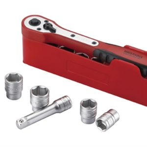 M3812N1 Basic Socket Set of 12 3/8in Drive