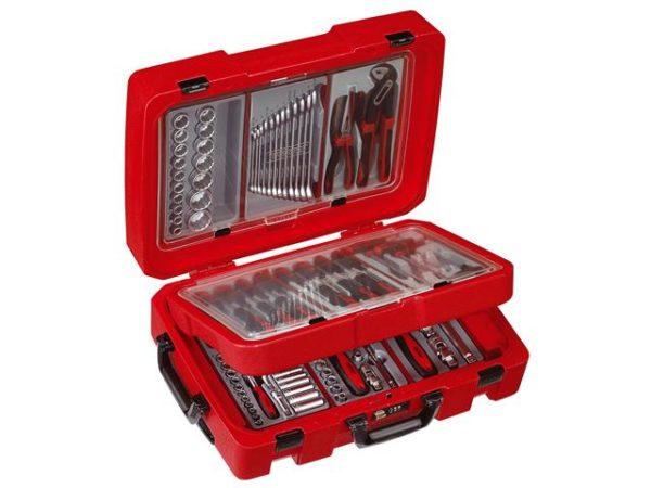 Flight Style Carry Case Kit 100 Piece