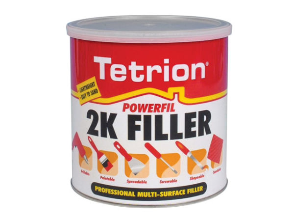 Powerfil 2K Two Part Filler 2 Litre