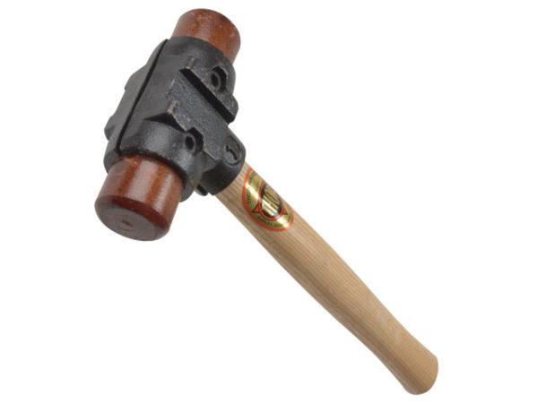 RH125 Split Head Hammer Hide Size 1 (32mm) 610g