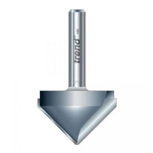 11/3 x 1/2 TCT V Groove Cutter 45° 9.2 x 19.1mm