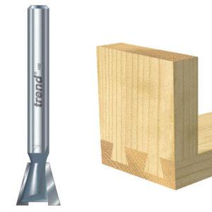 31/2 x 1/4 TCT Dovetail Cutter 103° 13.2 x 14mm