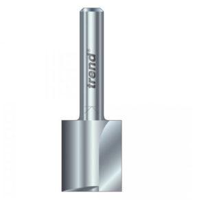 3/21 x 1/4 HSS Two Flute Cutter 6.3mm x 28mm