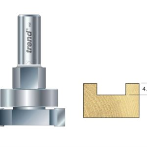 348 x 1/2in TCT Intumescent Cutter Set 15mm