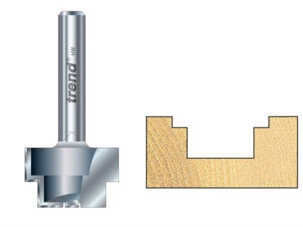 36/10 x 1/4 TCT Strip Recessor 13 x 19 x 10 x 6mm