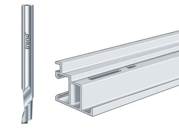 50/05 x 8mm HSSE Helical Plunge Bit 5mm