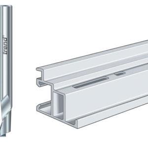 50/08 x 8mm HSSE Helical Plunge Bit 8mm