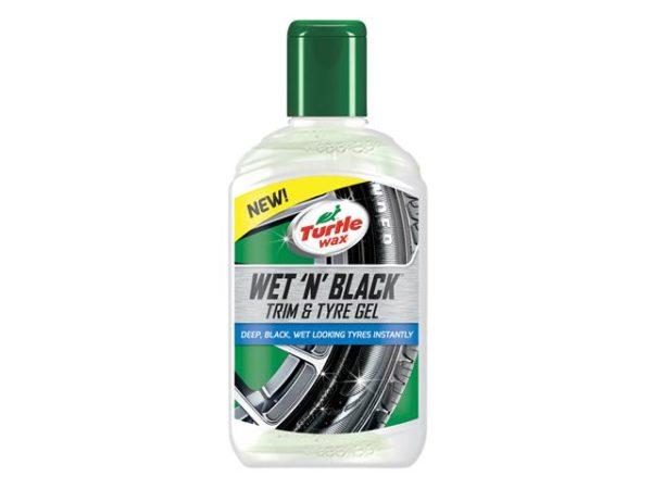 Wet 'n' Black Trim & Tyre Gel 300ml
