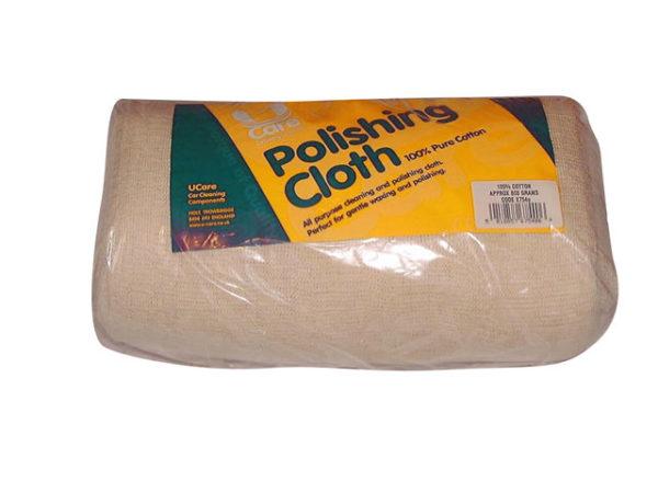 Cotton Polishing Cloth 400g