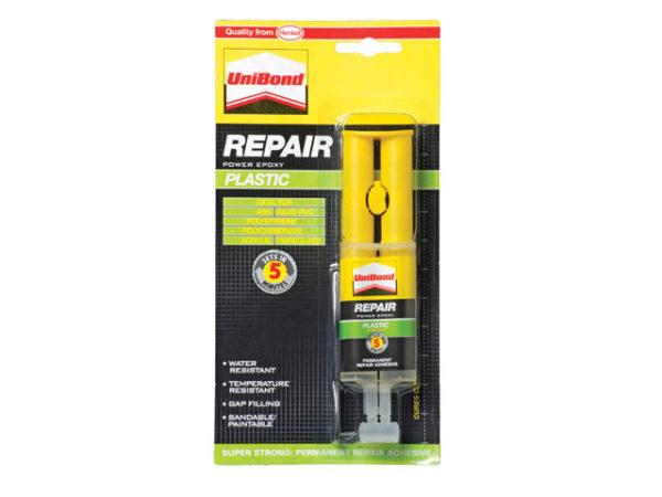 Repair Power 5 Min Epoxy Plastic 25ml