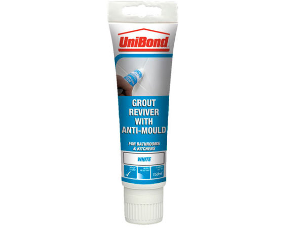 Grout Reviver Floor & Wall Tube 125ml Ice White