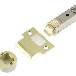 FastLatch Easy Fit Latch Brass 73mm (3in)
