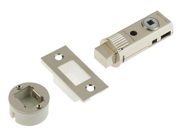 FastLatch Easy Fit Bolt Satin Nickel 60mm (2.5in)