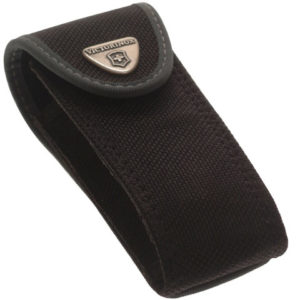 Black Fabric Pouch 4-6 Layer